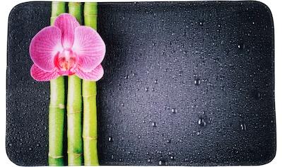 Sanilo Badematte »Asia«, Höhe 15 mm, schnell trocknend, Memory Schaum kaufen