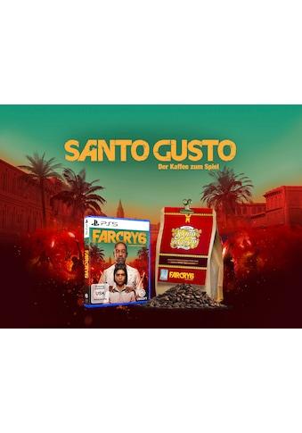 UBISOFT Spiel »Far Cry 6«, PlayStation 5, inkl. 1kg Santa Gusto Kaffee kaufen