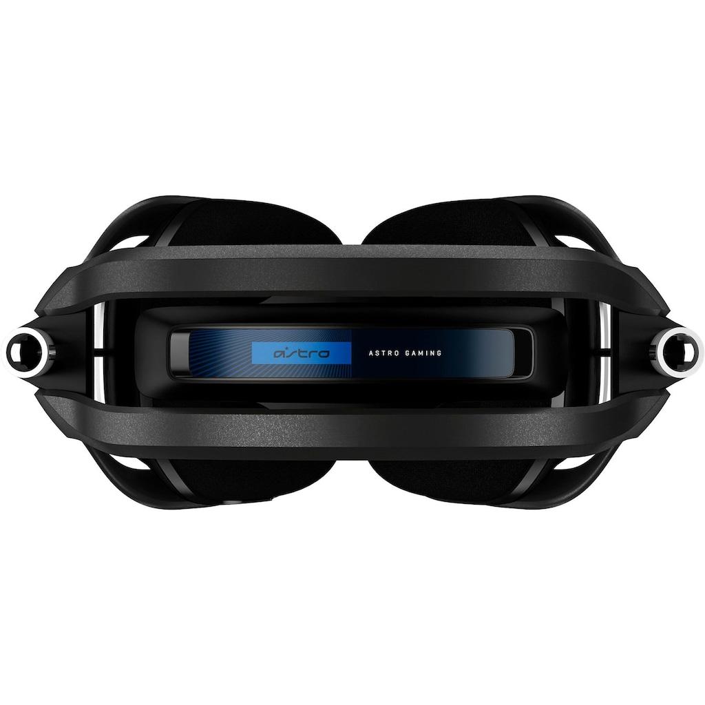 ASTRO Gaming-Headset »A40 TR Headset + MixAmp Pro TR -NEU- (PS4, PS3, PC, MAC)«, Rauschunterdrückung
