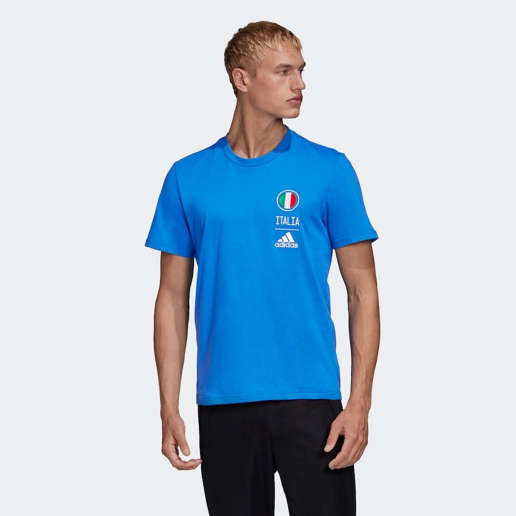 adidas Performance T-Shirt »ITALIEN«