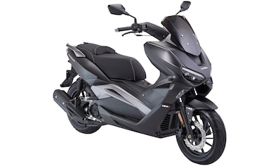 Luxxon Motorrad »Silvermax«, 124,6 cm³, 85 km/h, Euro 5, 9,8 PS kaufen