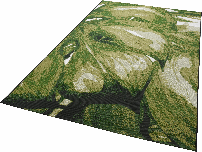 Teppich Garden Palm TOM TAILOR rechteckig Höhe 30 mm maschinell gewebt