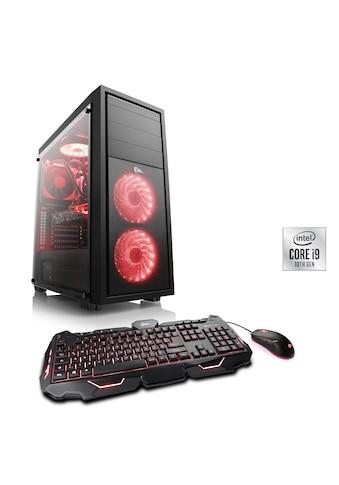 CSL »HydroX T9183 Wasserkühlung« Gaming - PC (Intel, Core i9, RTX 2060, Wasserkühlung) kaufen