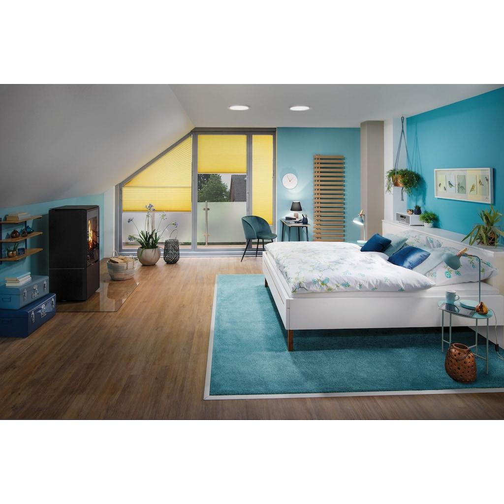 Paulmann LED Panel »Atria rund 19W Roségold für Wand- und Deckenmontage«, 1 St., Neutralweiß