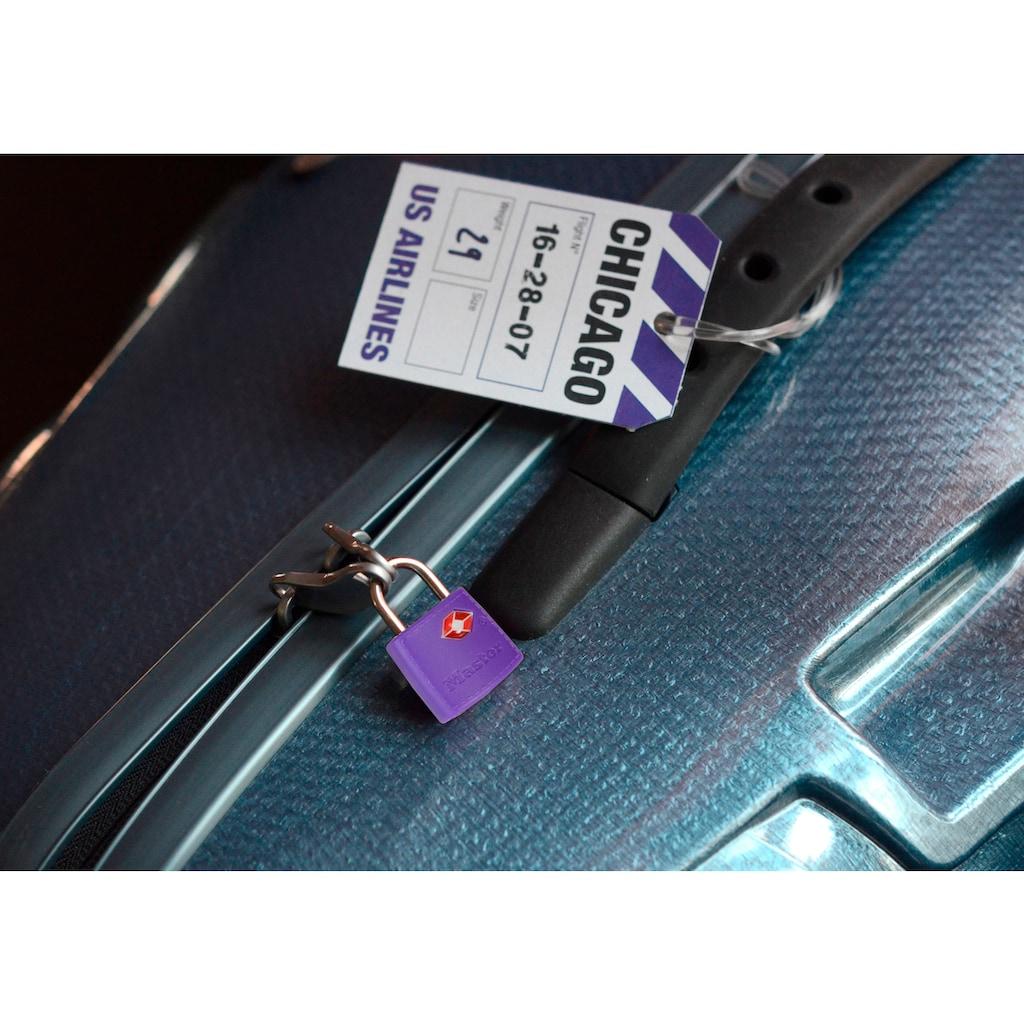 Master Lock Vorhängeschloss »TSA«, TSA Gepäckschloss, 23 mm