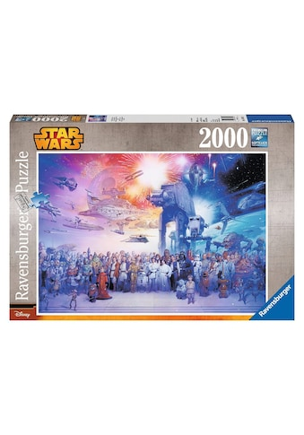 Ravensburger Puzzle »Disney Star Wars Universum«, Made in Germany kaufen