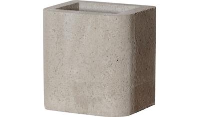 BUSCHBECK Kaminverlängerung »Standard«, für BUSCHBECK Gartengrillkamine, B/T/H: 27/33/34 cm, grau kaufen