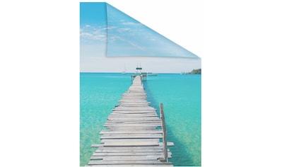 LICHTBLICK Fensterfolie »El Mar«, selbstklebend, Sichtschutz kaufen