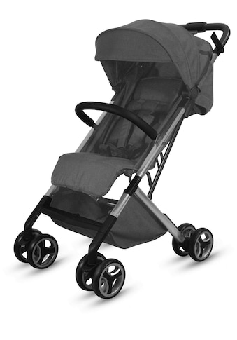 Knorrbaby Kinder-Buggy »S-Easy Fold, anthrazit schwarz«, 22 kg, Kinderwagen, Buggy,... kaufen
