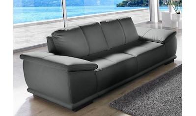 sit&more 3-Sitzer, mit extrabreiten Armlehnen kaufen