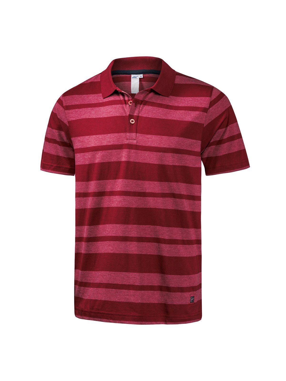Joy Sportswear Poloshirt INGMAR   Sportbekleidung > Sportshirts > Poloshirts   Rot   Jersey   Joy Sportswear
