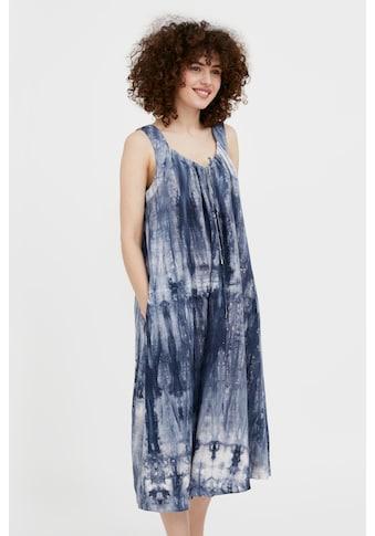 Finn Flare Jerseykleid, im auffälligen Batik-Look kaufen