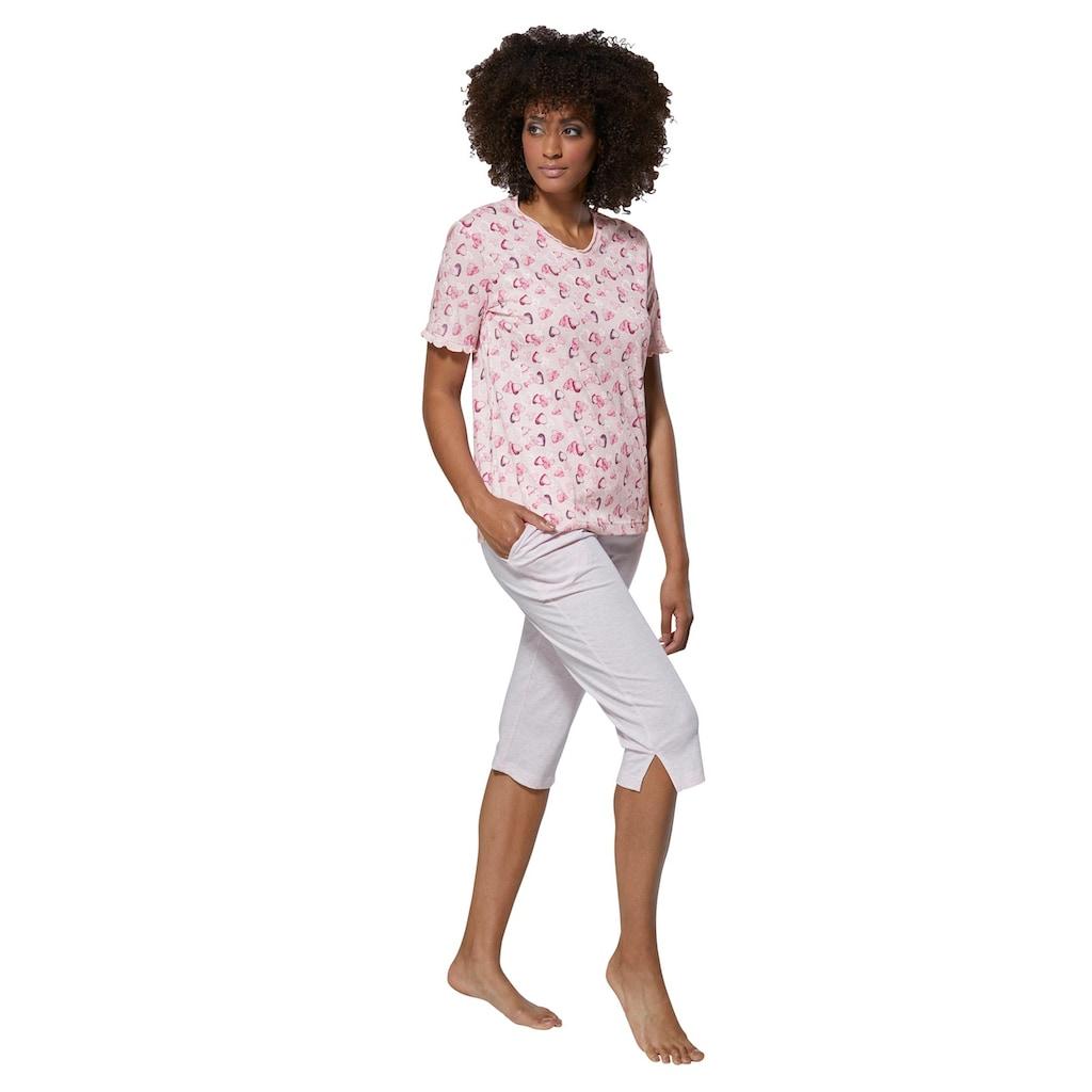 Normann Capri-Pyjama