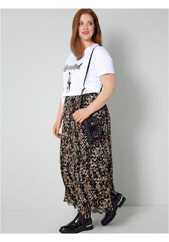 Sara Lindholm T-Shirt, mit Printmotiv kaufen