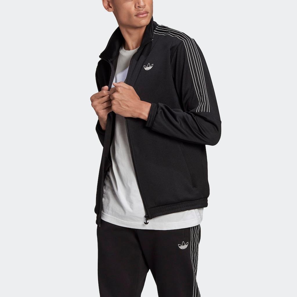 adidas Originals Trainingsjacke »SPRT 3-STREIFEN ORIGINALS JACKE«