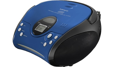 Lenco UKW-Radio »SCD-24 mit CD stereo«, ( ) kaufen