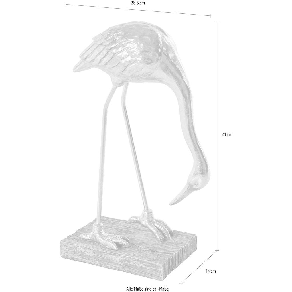 Leonique Dekofigur »Kranich«, Höhe 41 cm
