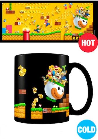 PYRAMID Tasse »Super Mario Tasse (Thermoeffekt)« kaufen