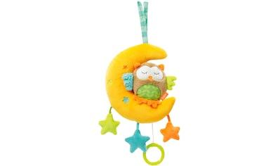Fehn Spieluhr »Sleeping Forest Eule im Mond« kaufen