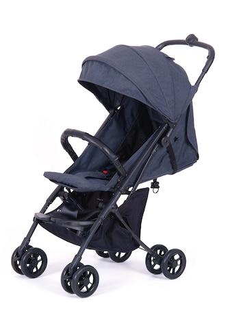 Knorrbaby Kinder-Buggy »Travel-Easy Fold, Grau-Melange«, 15 kg, faltbar; Kinderwagen,... kaufen