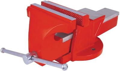 Connex Schraubstock, 125 mm, feststehend kaufen