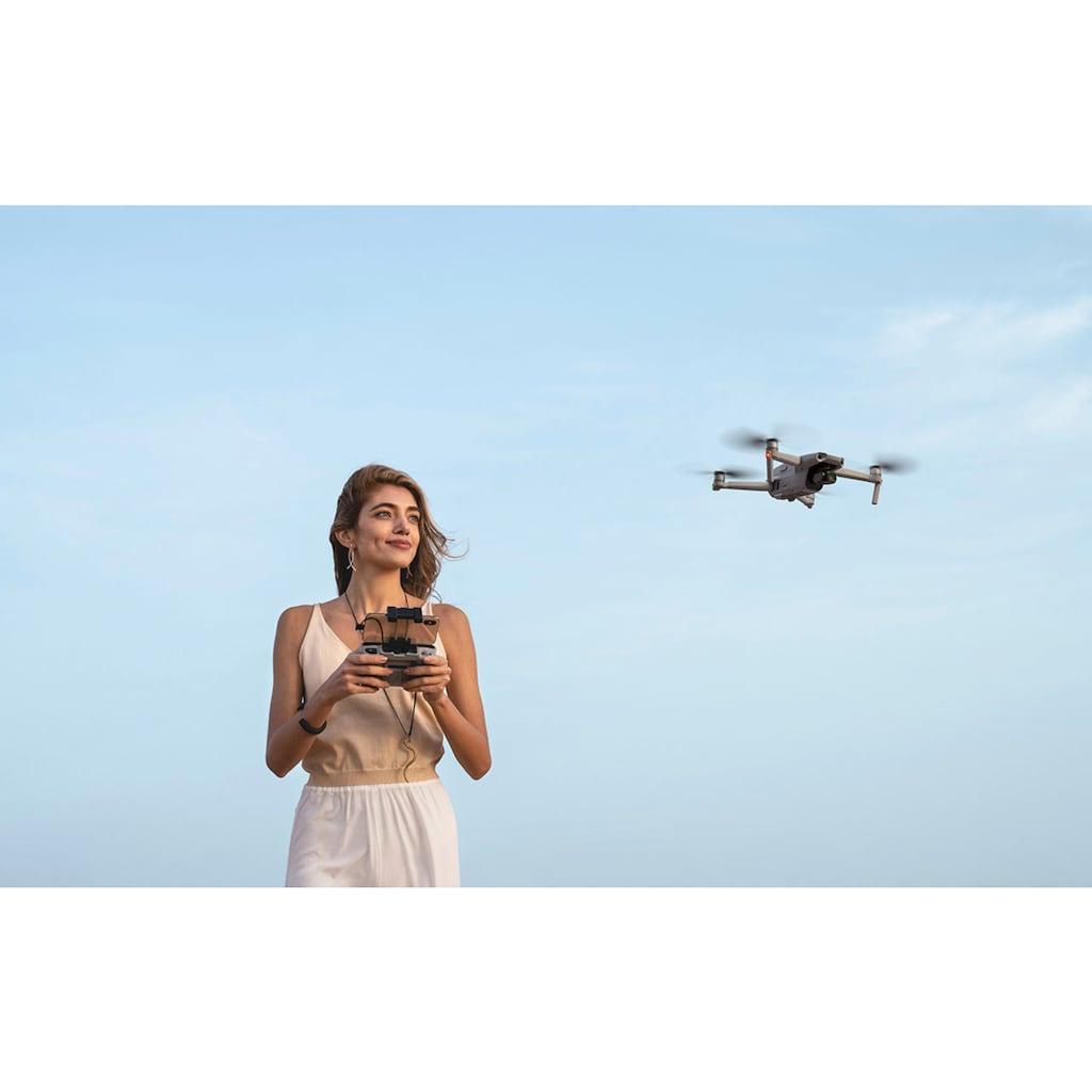 "dji Drohne »Mavic Air 2 Fly More Combo«, Drohne mit 4K Video-Kamera in Ultra HD, 48 MP Fotos, 1/2"" Zoll CMOS-Sensor, 34 Minuten Flugzeit, ActiveTrack 3.0"