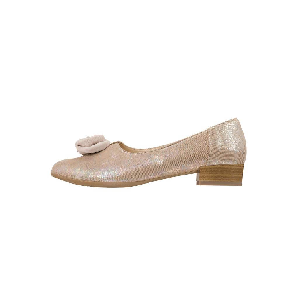 Lei by tessamino Ballerina »Callida«, im glänzenden Design