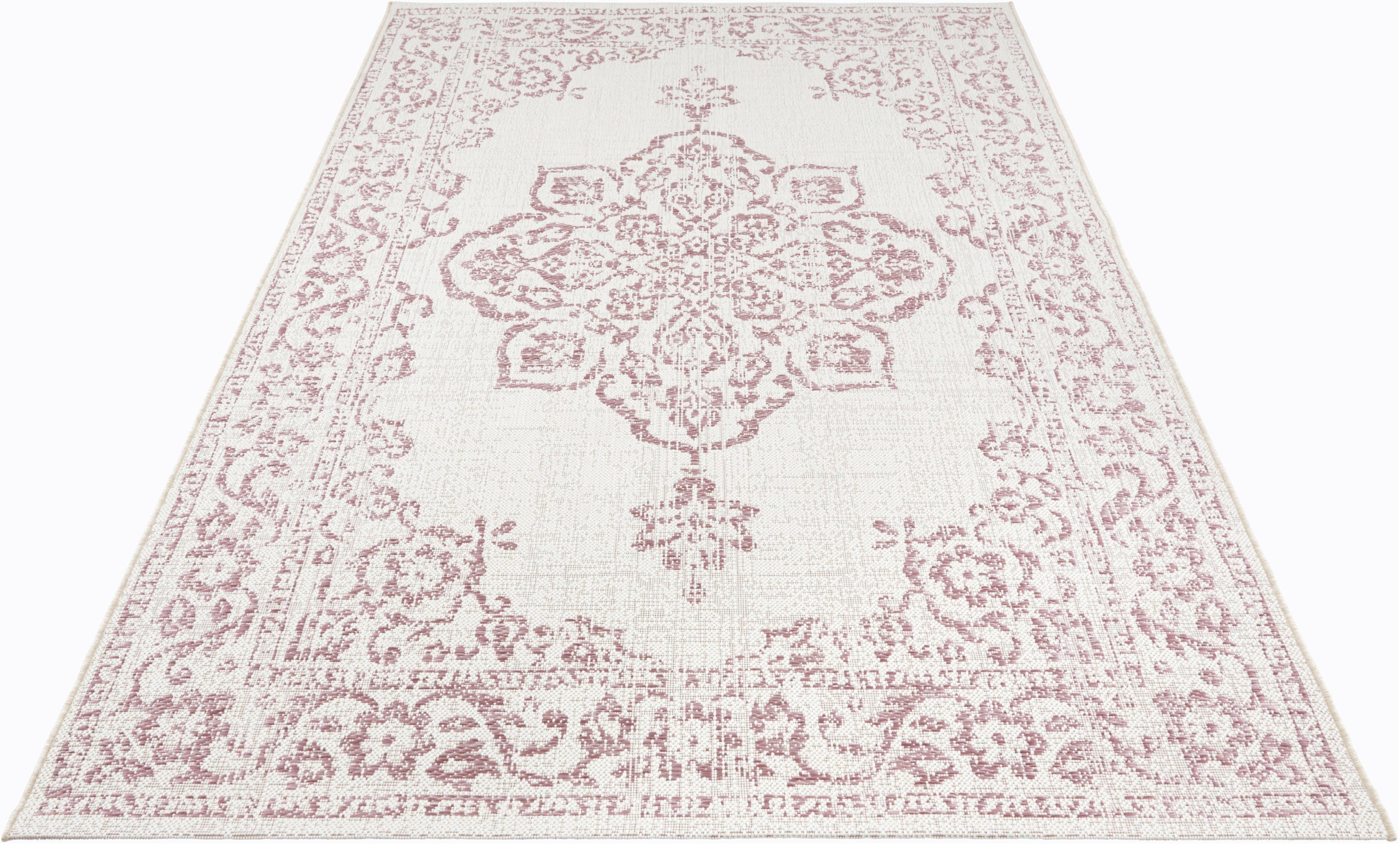 Teppich Tilos bougari rechteckig Höhe 8 mm maschinell gewebt