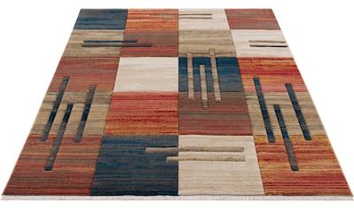 Teppich, »Beliz«, my home, rechteckig, Höhe 9 mm, maschinell gewebt kaufen