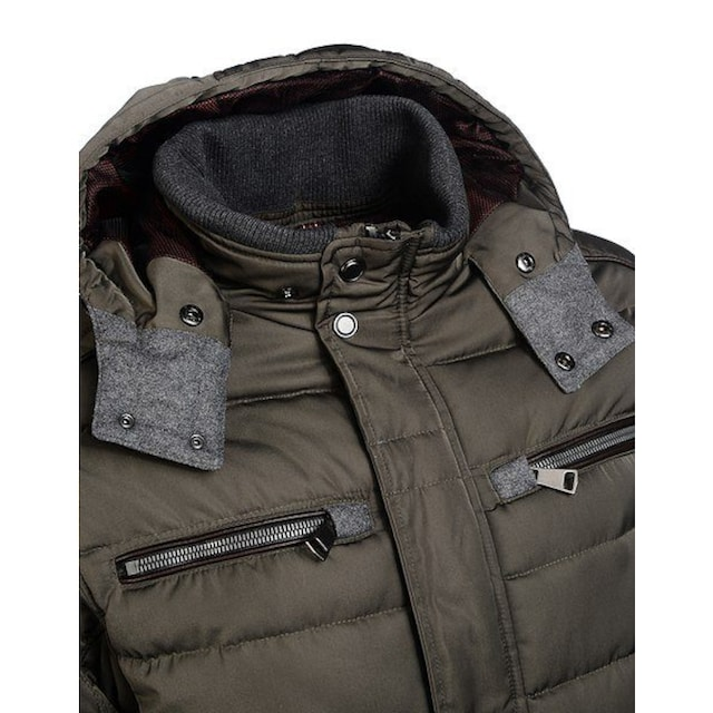Thomas Goodwin Parka