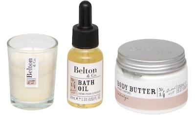 Hautpflege-Set »Belton & Co - Indulge Pamper Set«, (3 tlg.) kaufen