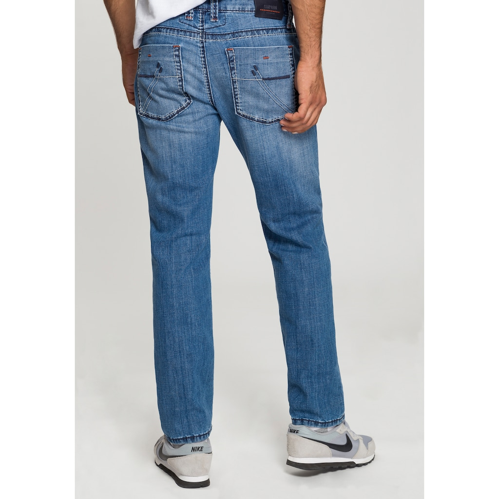 CAMP DAVID 5-Pocket-Jeans