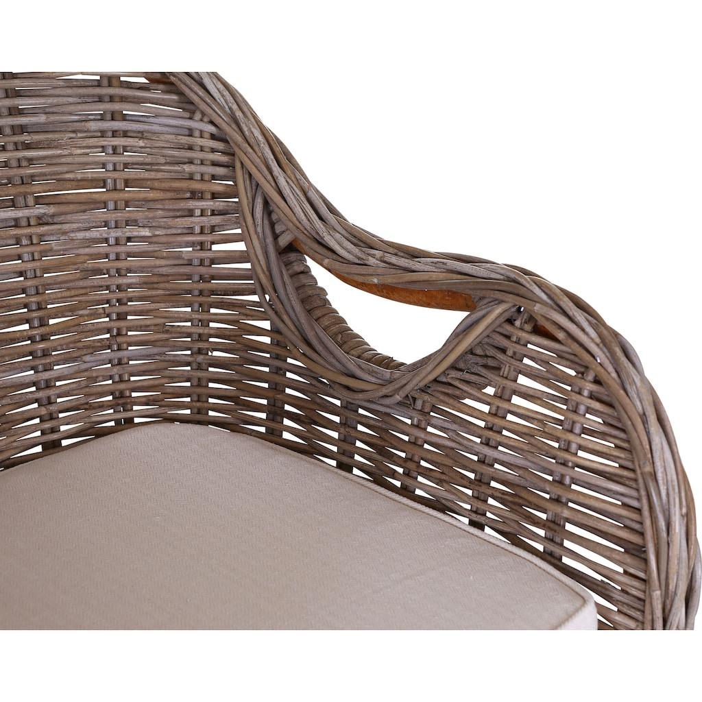 Gutmann Factory Stuhl »Spy«, Rattan Sessel