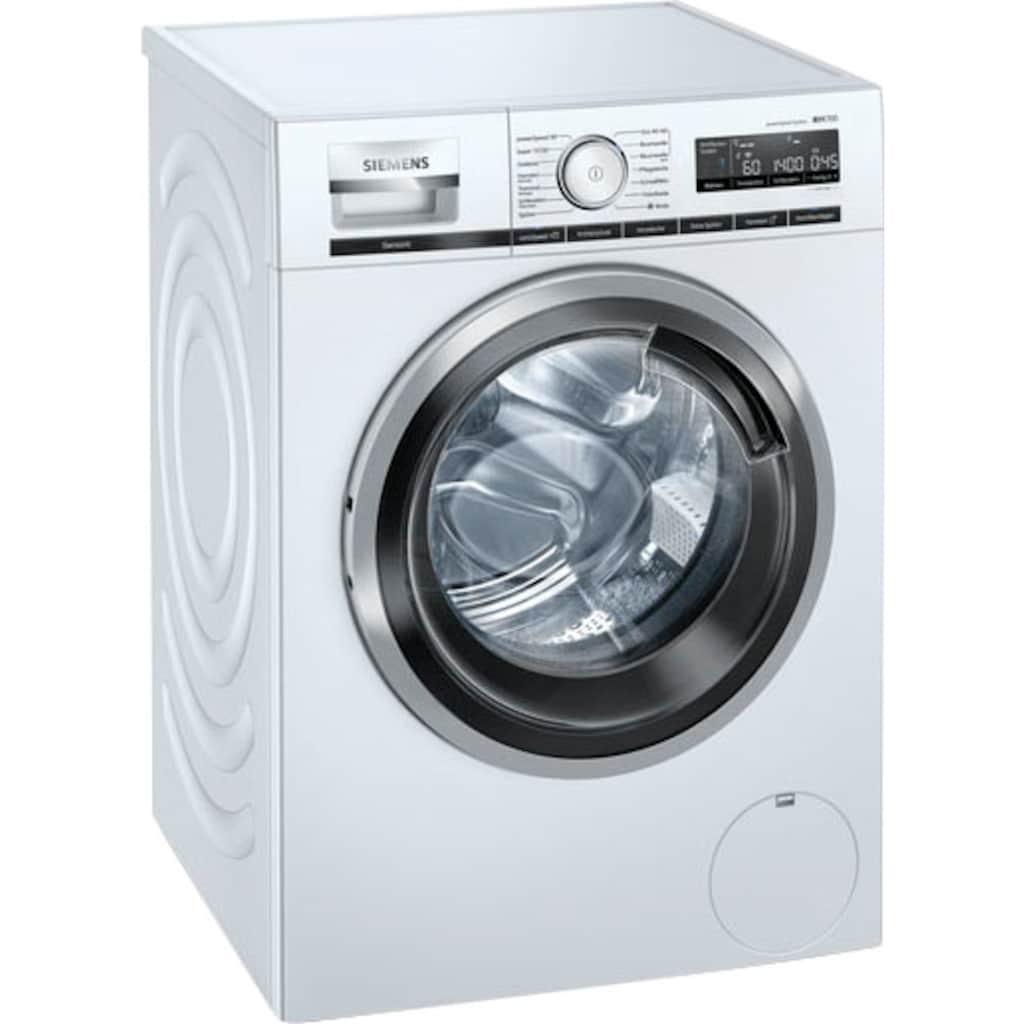 SIEMENS Waschmaschine »WM14XM42«, iQ700, WM14XM42, 9 kg, 1400 U/min