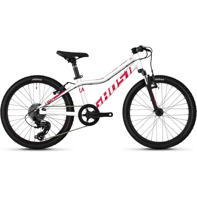 Ghost Mountainbike »Lanao 2.0 AL W«, 8 Gang Shimano Tourney TX RD-TX800 8-S Schaltwerk, Kettenschaltung