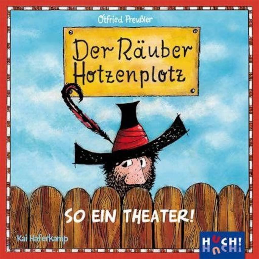 Huch! Spiel »Der Räuber Hotzenplotz - So ein Theater«