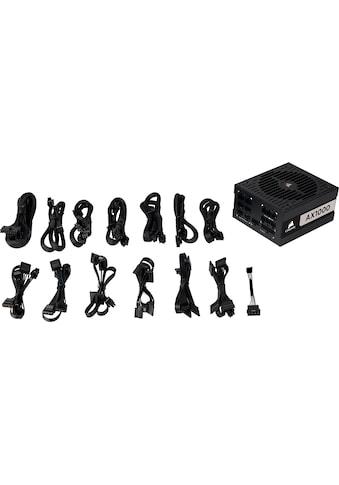 Corsair PC-Netzteil »AX Series AX1000 80 Plus Titanium«, anpassbage magnetische... kaufen