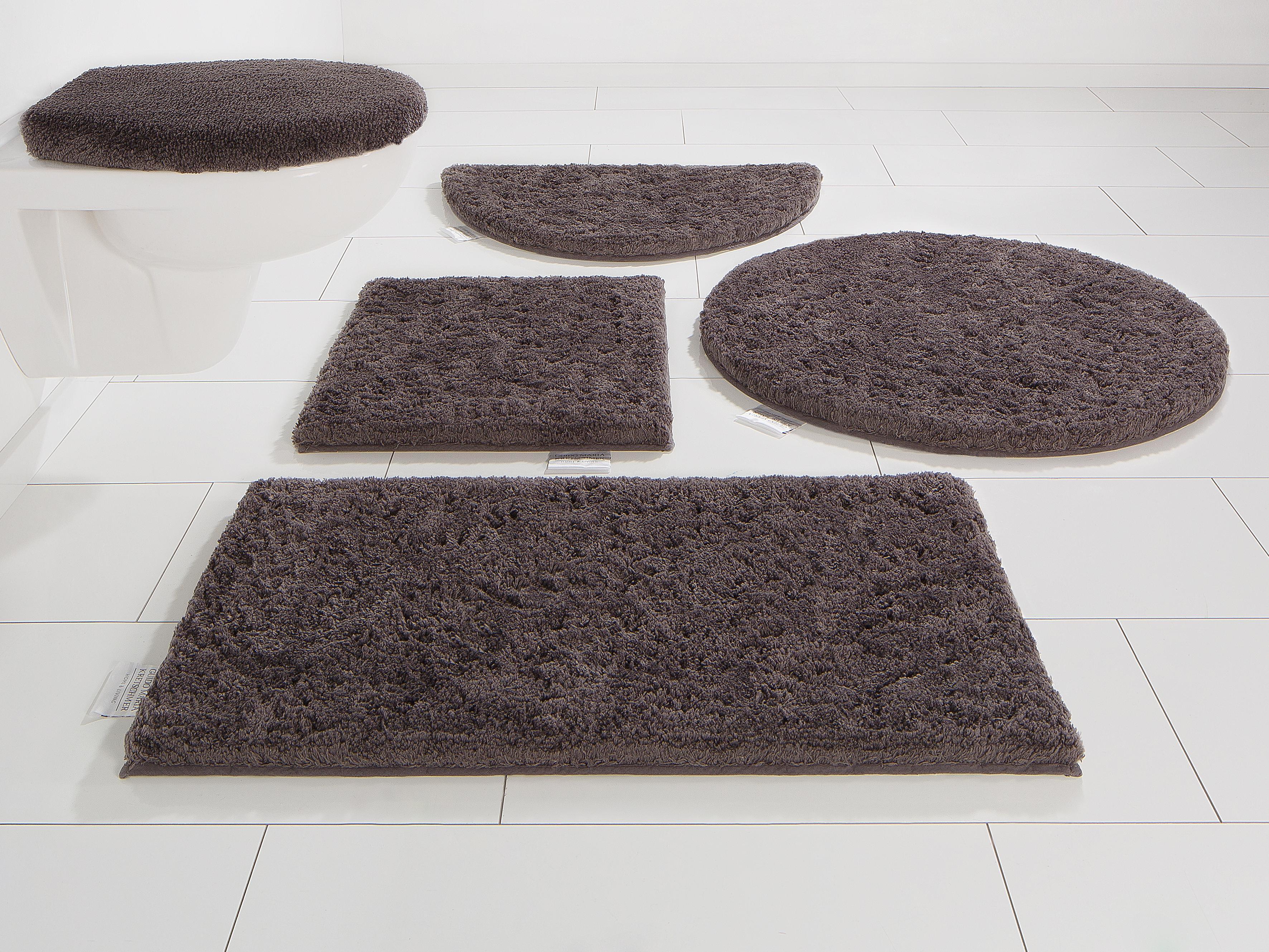 Badematte Jari  Guido Maria Kretschmer Home&Living Höhe 30 mm rutschhemmend beschichtet | 08901546079753