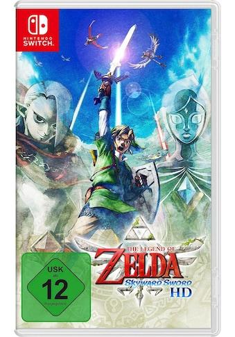 Nintendo Switch Konsolen-Set, inkl. The Legend of Zelda: Skyward Sword kaufen