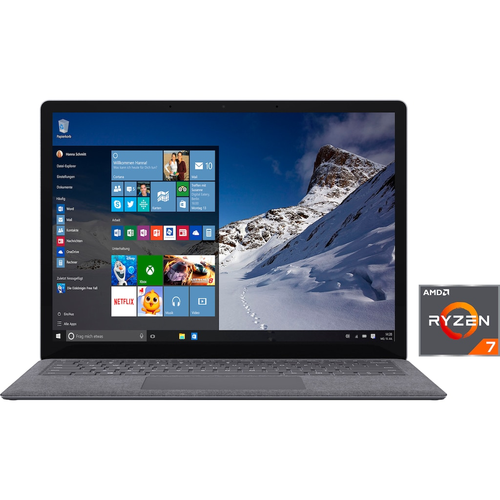 Microsoft Notebook »Surface Laptop 4«, (256 GB SSD)