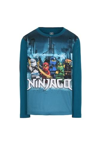 """LEGO® Wear Langarmshirt »M-22651«, """"Druck mit den 5 Ninjas"""" kaufen"""