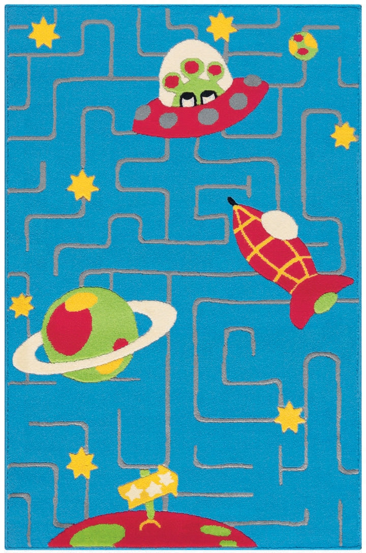 Kinderteppich Lol Kids 4420 Arte Espina rechteckig Höhe 11 mm maschinell gewebt