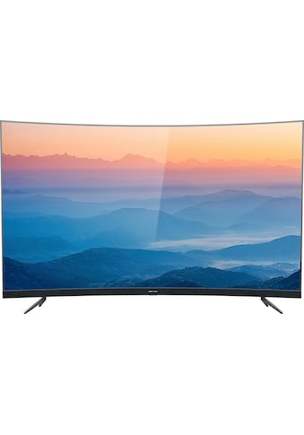 Thomson 55UD6696 Curved - LED - Fernseher (139 cm / (55 Zoll), 4K Ultra HD, Smart - TV kaufen