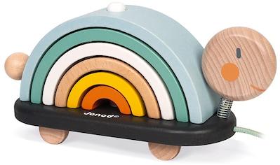 Janod Nachziehtier »Sweet Cocoon, Schildkröte Regenbogen« kaufen