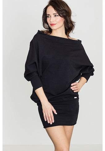 LENITIF Jerseykleid in schlichtem Design kaufen