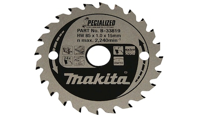 MAKITA Sägeblatt »B - 33819«, Ø 85 mm kaufen