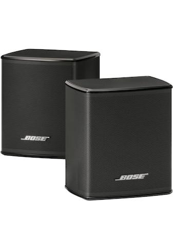 Bose Surround-Lautsprecher »Surround Speakers«, für Bose Smart Soundbar 300, Soundbar... kaufen