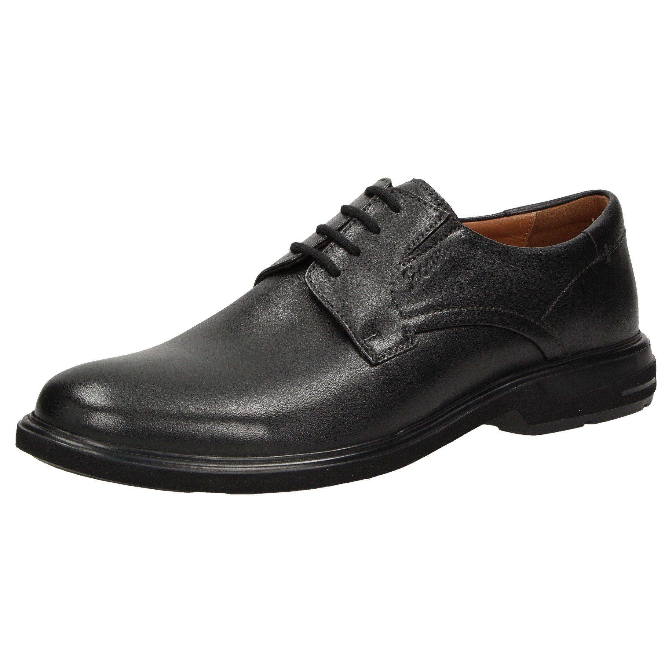 SIOUX Schnürschuh Punjo-181-XL | Schuhe > Schnürschuhe | Schwarz | Leder | Sioux