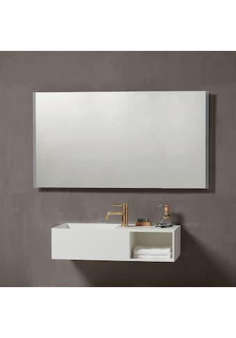 Loevschall Badspiegel »Lago«, 120x75 cm, mit Beleuchtung kaufen