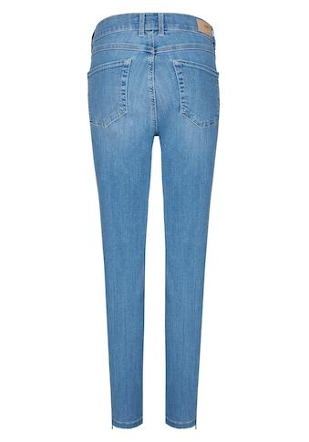 ANGELS Jeans ,Skinny Ankle Zip' mit modischen Reißverschlüssen kaufen